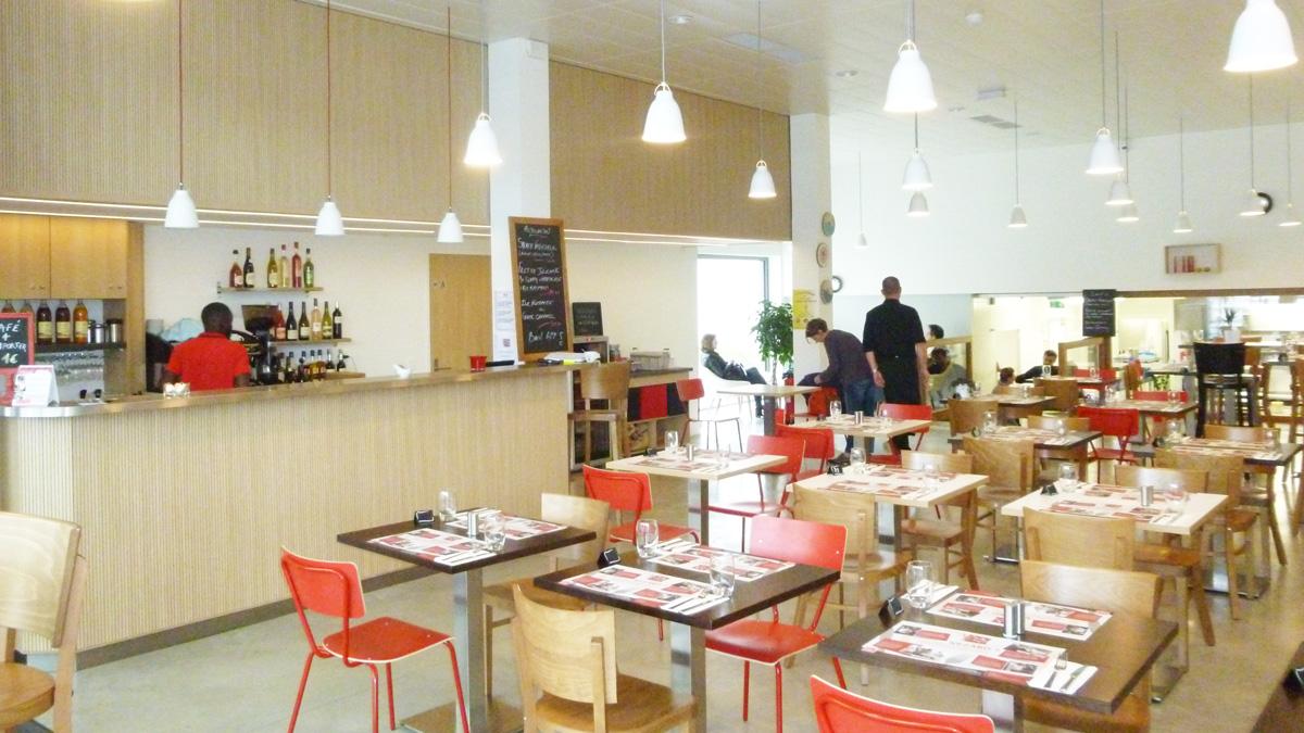 Restaurant la salle manger am nagement et d coration for Restaurant la salle a manger paris